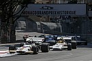 Nézed és nem hiszed el: a magasból ejtették a földre a legendás F1-es gépet Monacóban