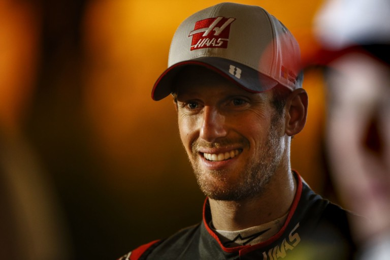 Grosjean úgy érzi, ébren álmodik az újonc Haasszal