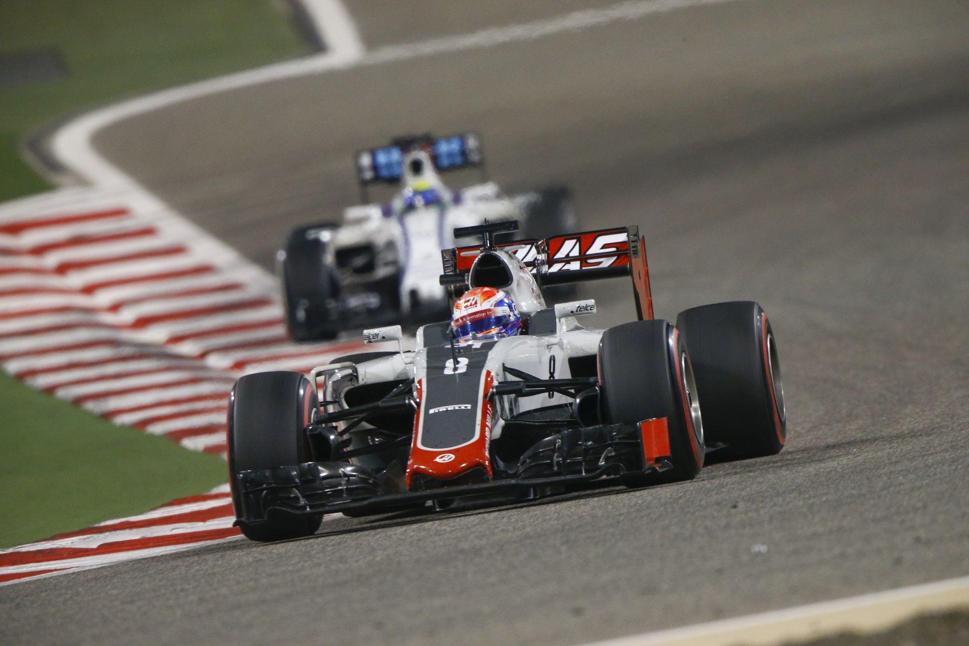 Grosjean: A Haasban még mindig 0.5 másodperc rejlik!