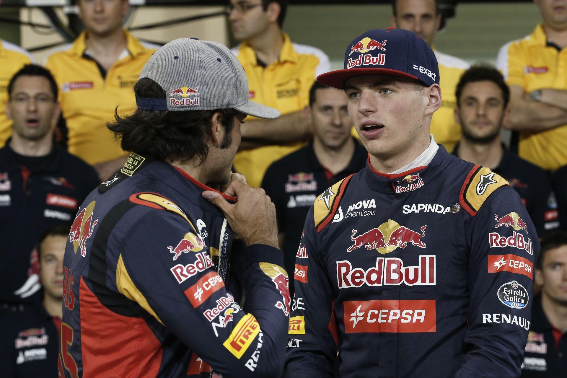 """Herbert az """"okosabb"""" Sainzot választaná a Red Bull helyében, nem pedig Verstappent!"""