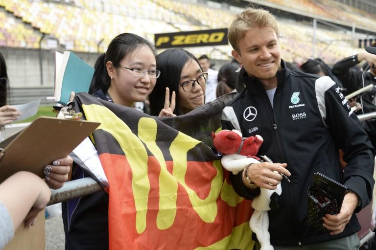 """Rosberg: """"Még nem nyertem meg a bajnokságot…"""""""
