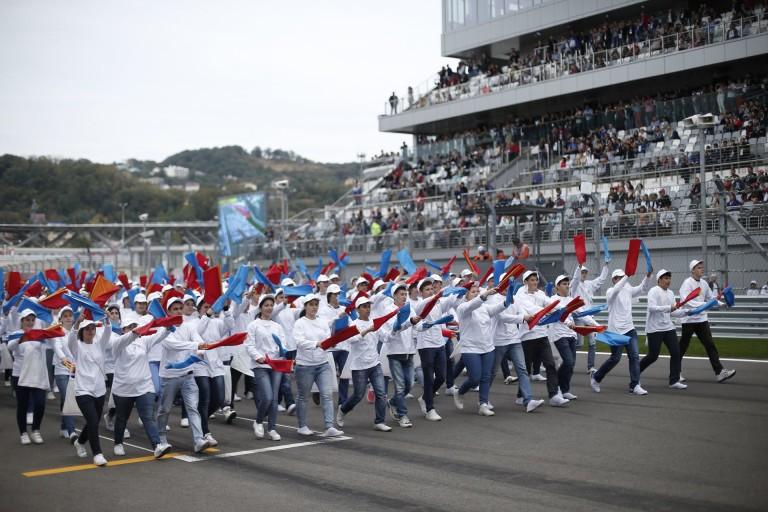 Két DRS-zóna és pár változtatás Szocsiban, az Orosz GP helyszínén
