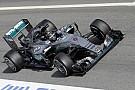 Először villant a Mercedes a téli F1-es teszten: Rosberg megalázta a Ferrari és Vettel idejét! Baj van...