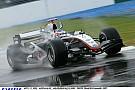Megérkezett az eső az Albert Parkba: áll a víz az F1-es pályán