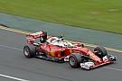 Videón a Ferrari brutális startja Melbourne-ből: Vettel és Raikkönen bedarálta a Mercedest