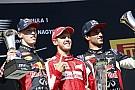 Vettel ott kapna sokkot, ha Ricciardo, vagy Verstappen lenne a csapattársa a Ferrarinál?