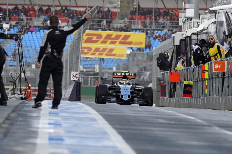 Mi van?! A Force India ellenzi a régi időmérős rendszert a Forma-1-ben - időt adnának az újnak!