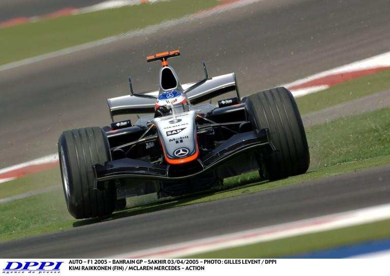 Soha nem lesz ennél jobb Forma-1 már: Raikkönen, V10, Bahrein