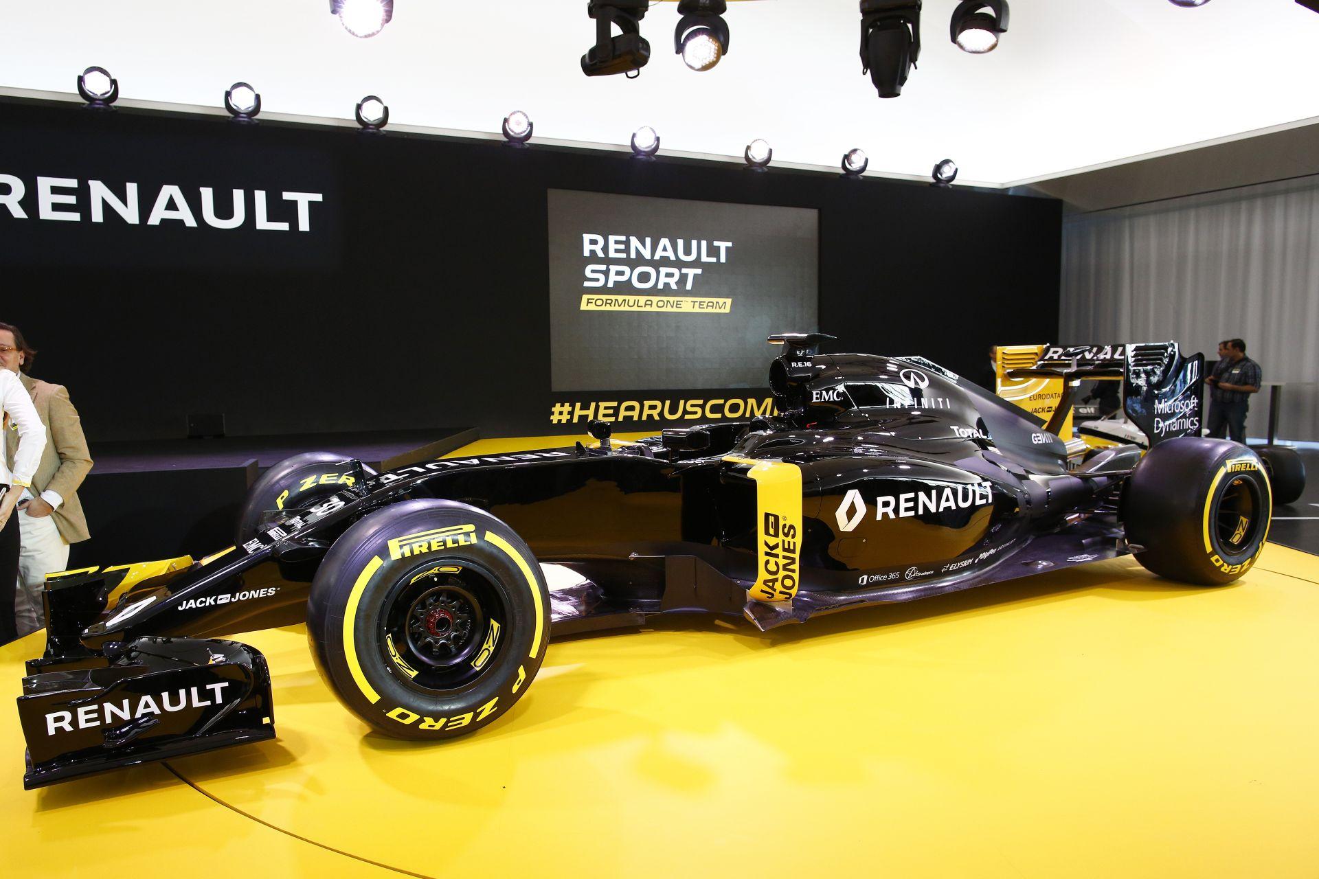 A McLaren-Honda inkább ne hallja meg, mit mond a Renault technikai vezetője