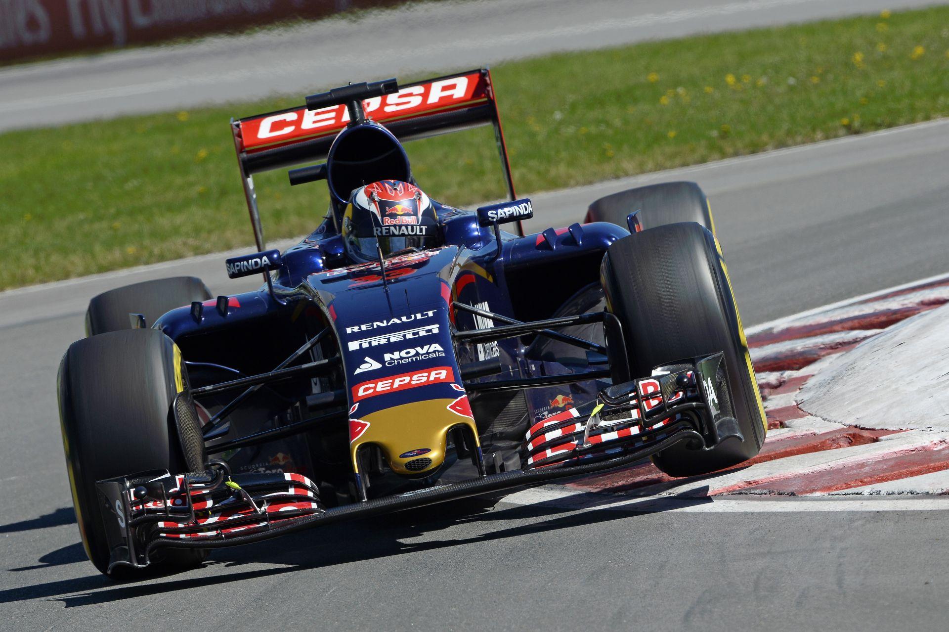 """A Toro Rosso """"új ruhája"""" nélkül, színtelenül köröz majd az első barcelonai teszten!"""
