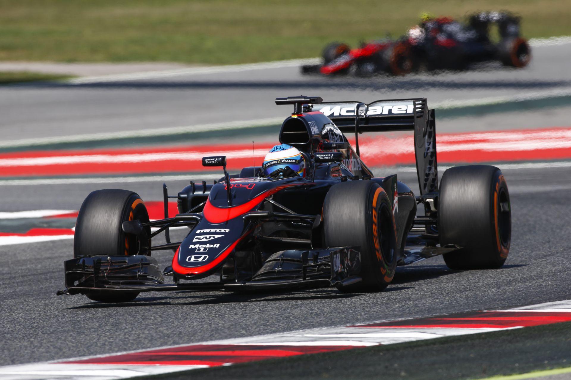 Kerek egy hét múlva mutatja be a McLaren-Honda az új autóját