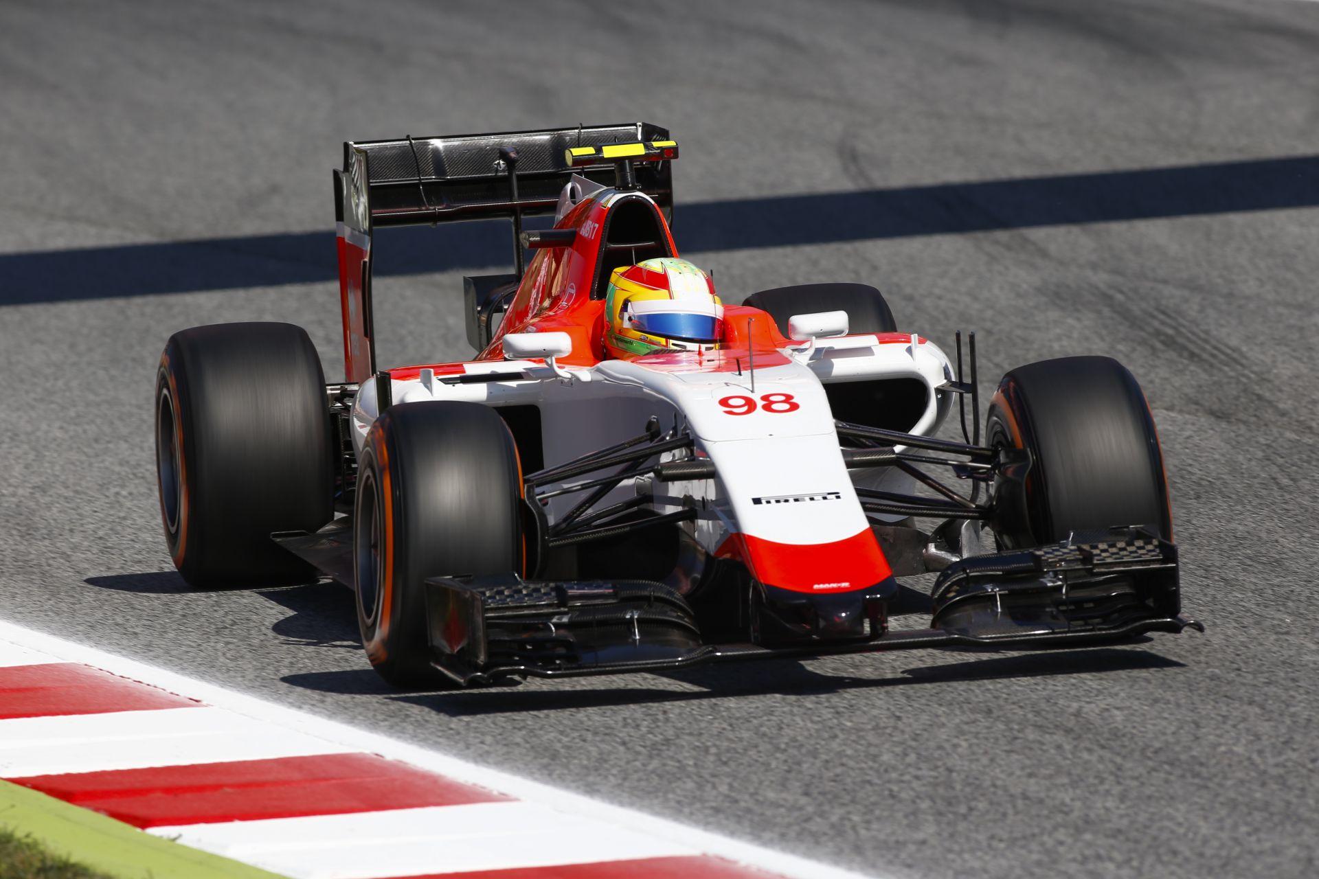 Tele lesz matricázva a Manor-Mercedes a Forma-1-ben?