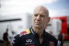 A Red Bull technikai guruja, Adrian Newey továbbra is
