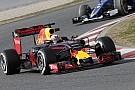 Kezdésnek pozitív a Red Bull RB12, Ricciardo elégedetten értékelt
