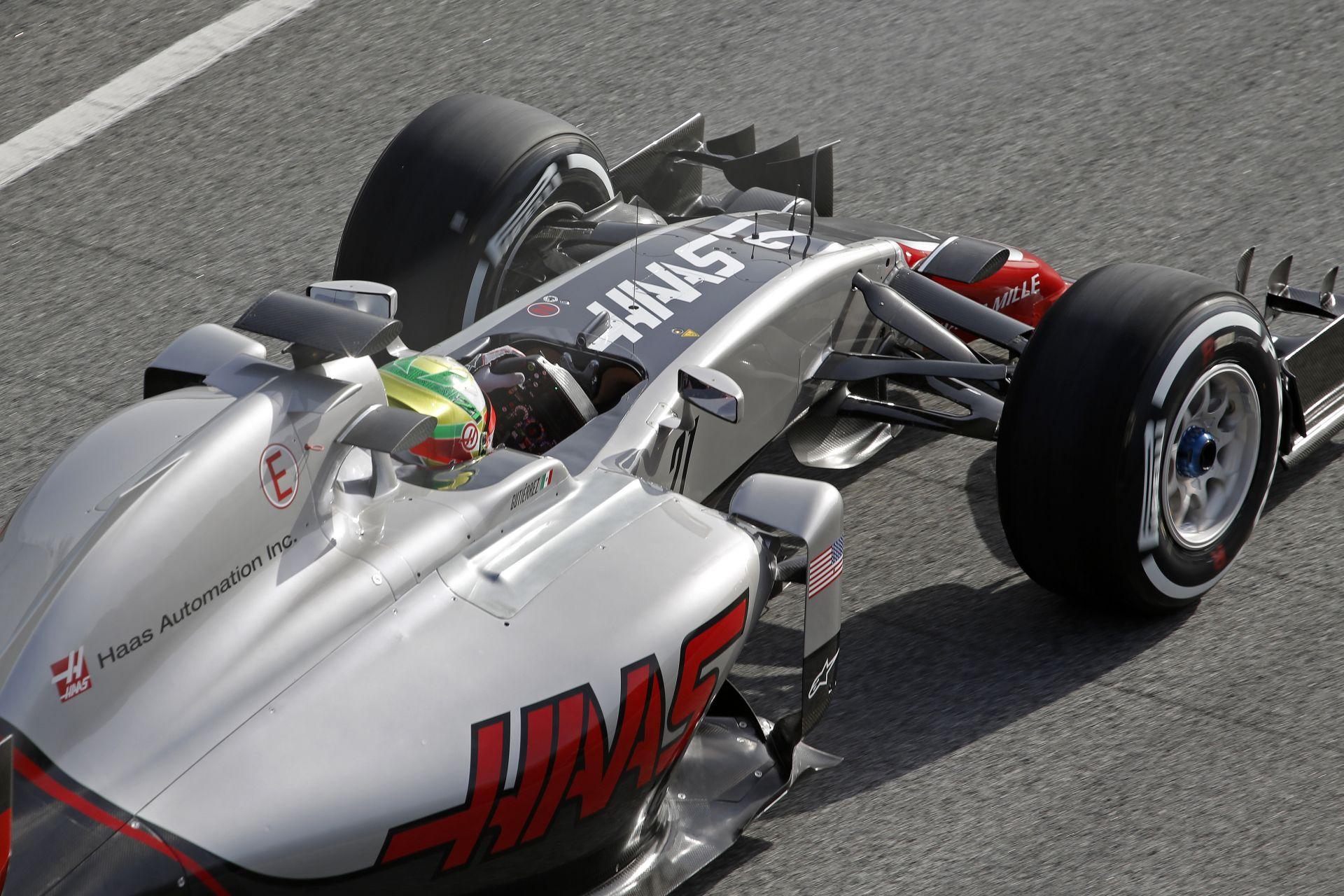 A Haas Racing is akar egy szeletet a Forma-1-es tortából!
