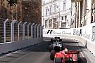 Animáción a Bakuba tervezett utcai pálya: háromszor is 300 km/óra felett