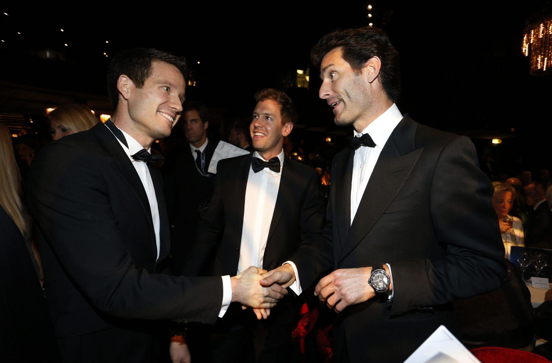 Vettel végig tudott Webber könyvének pikáns fejezeteiről - nem zavarja!
