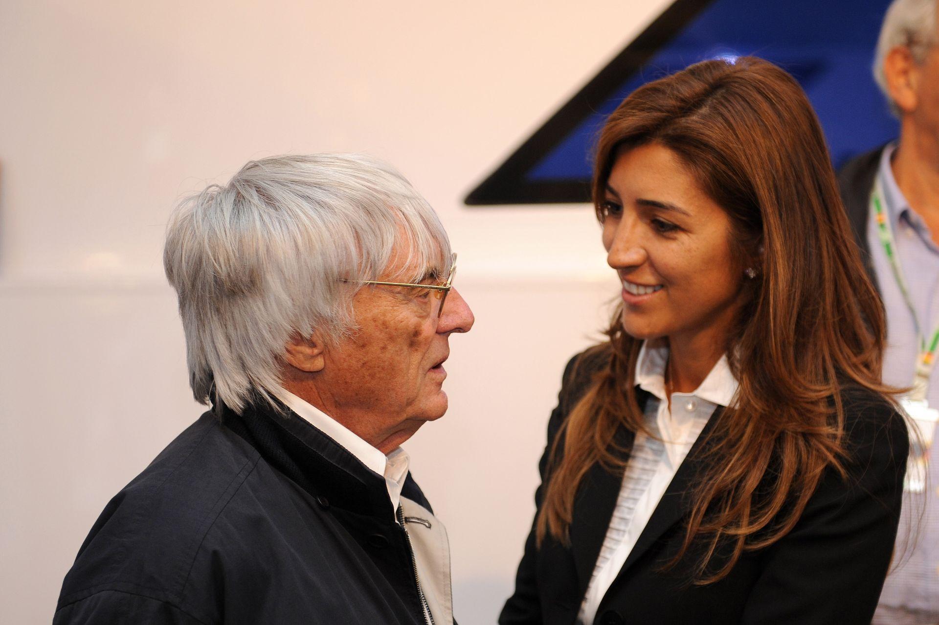 Ecclestone szerint egy női versenyzőt sosem vennének komolyan a Forma-1-ben!