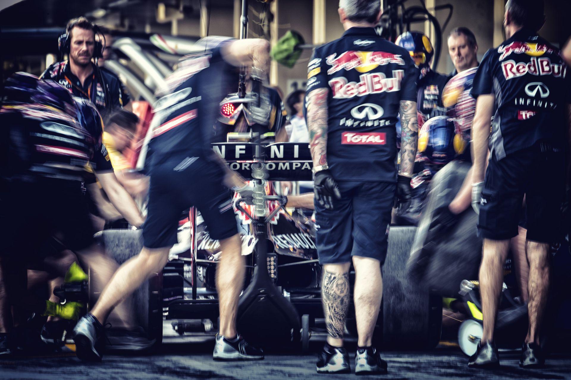 Minden rendben a Red Bullnál, ráadásul jó hírek érkeznek a Renault felől