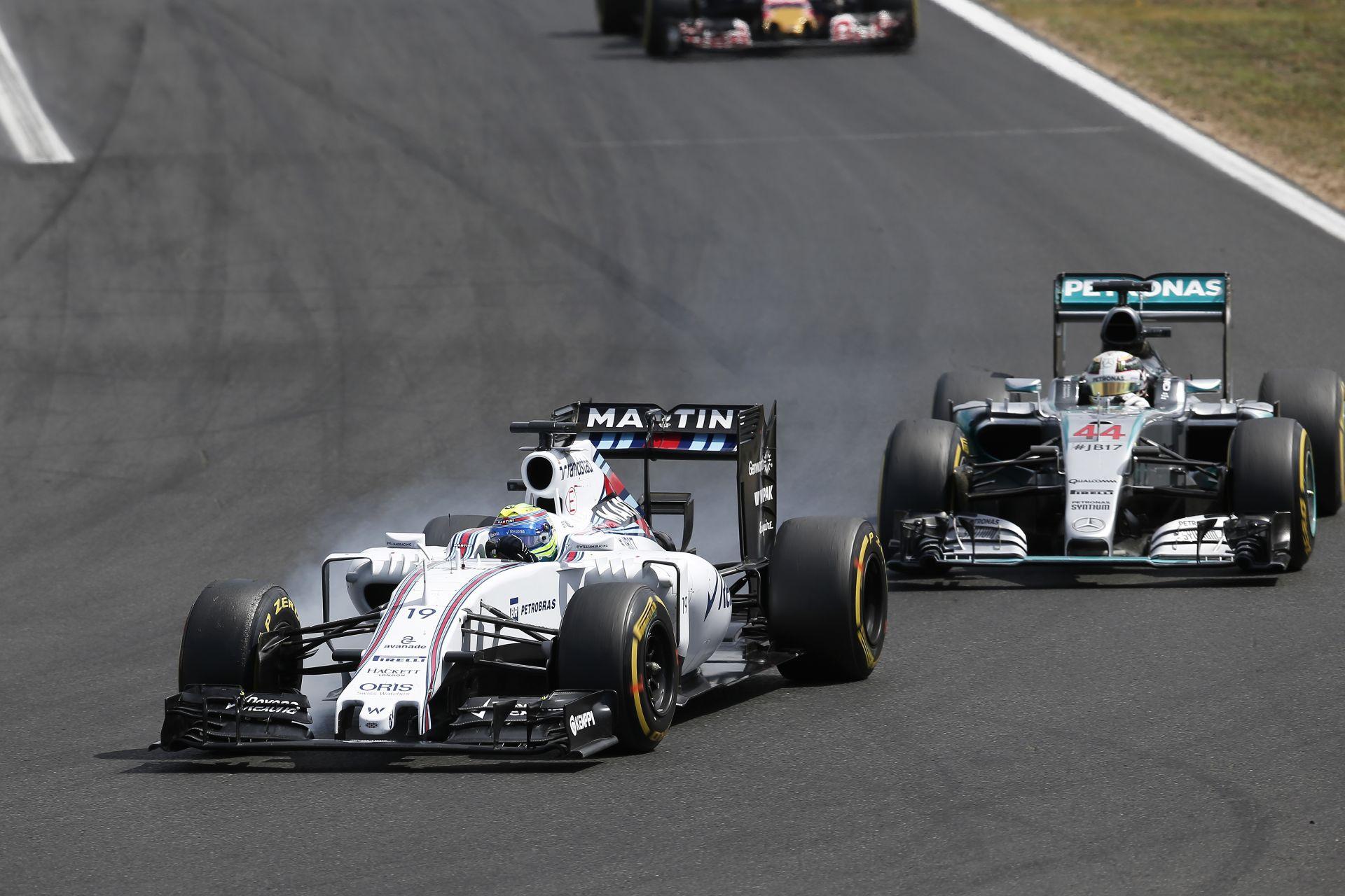 Williams: Nem az 1988-as McLaren-érában vagyunk, a Mercedes igenis legyőzhető!