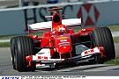 Schumacher és Barrichello csapatja neki a Ferrarival:  szól a V10!