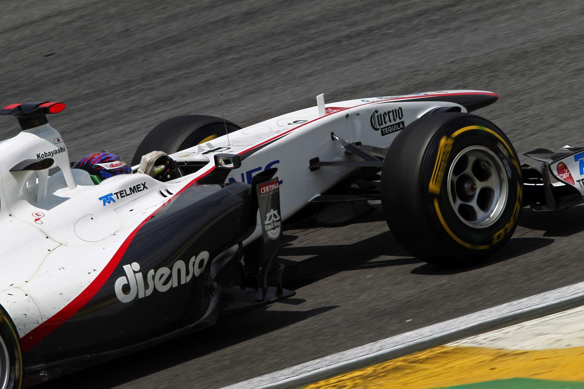 Újabb F1-es autó vált eladóvá: 12 millió forintot kérnek érte