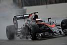 Újabb technikai gondok a Hondánál: áll a McLaren