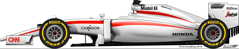 Fehér-piros McLaren és teljesen kék Toro Rosso: felöltöztették a 2016-os mezőnyt