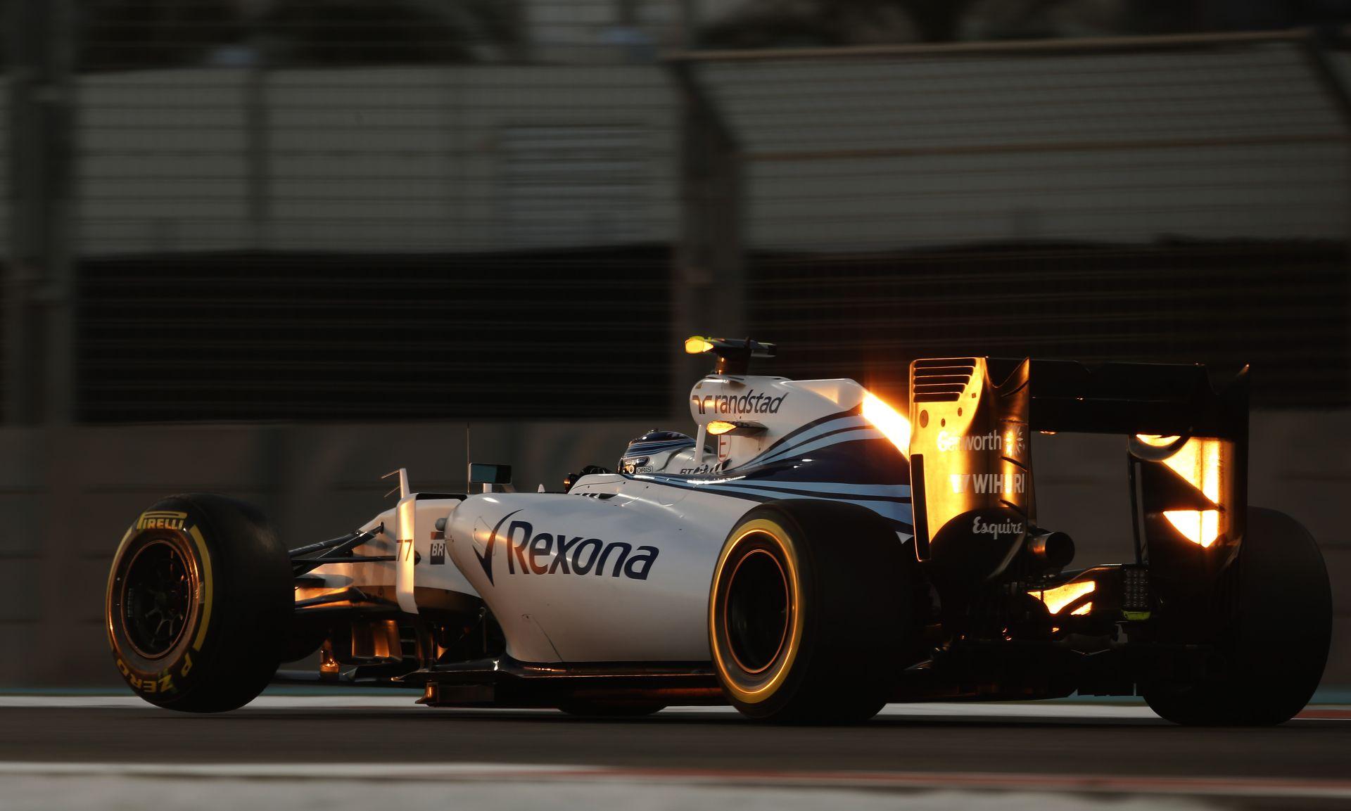 GP-live jósda, 2016: Williams –Valós esély nyílhat a bajnoki címre?