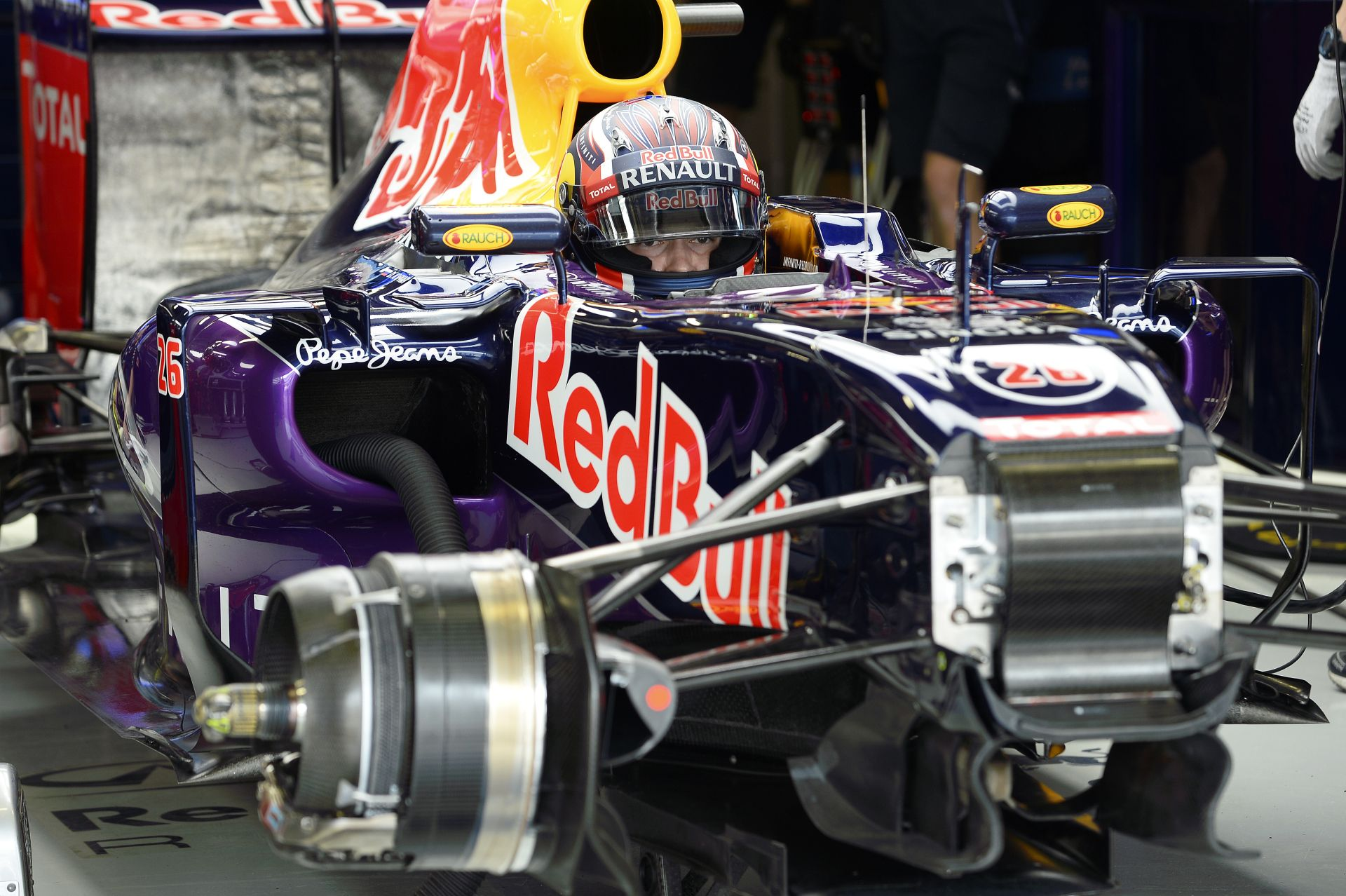"""Red Bull: """"Továbbra sincs motorunk jövőre…"""""""
