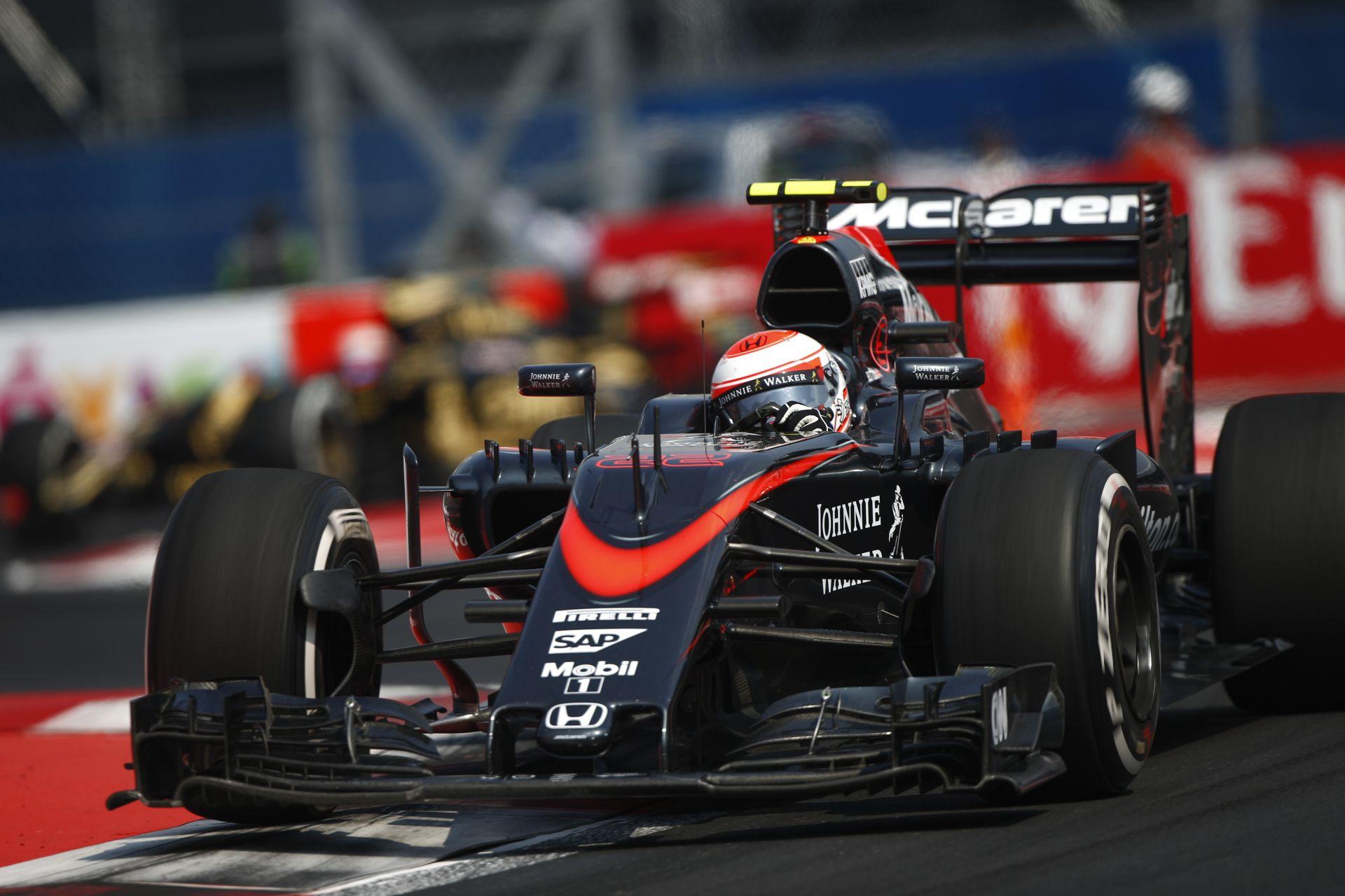 Hatalmas álomvilágban él a McLaren-Honda: Hogy lenne már ebből jövőre dobogó?
