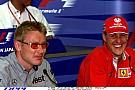 Schumacher látványos előzése Hakkinen ellen a 2000-es Brazil Nagydíjon