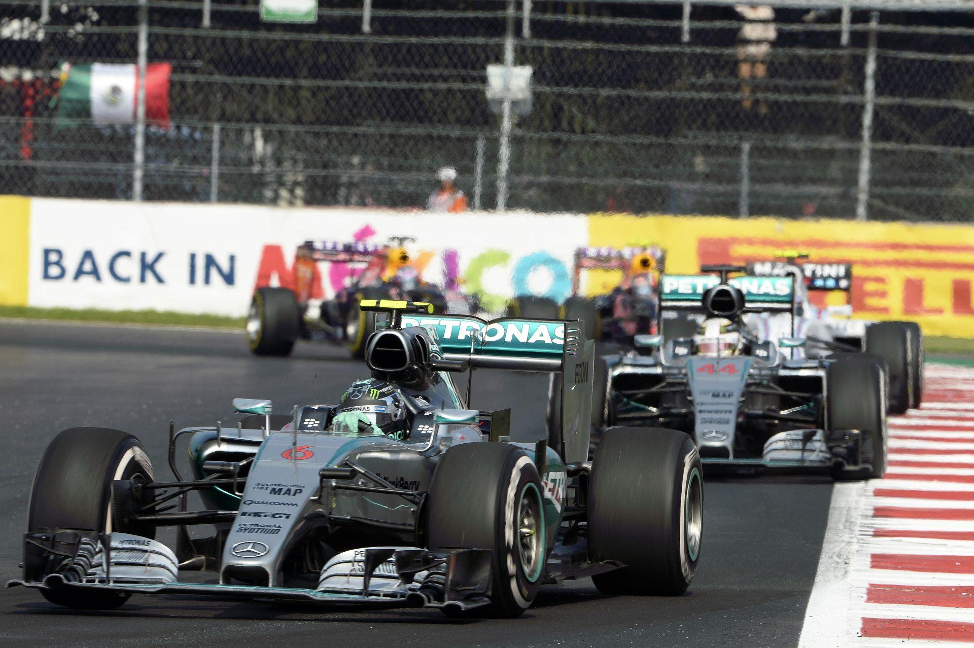 Rosberg sokat fejlődött 2015-ben, de Hamilton még többet