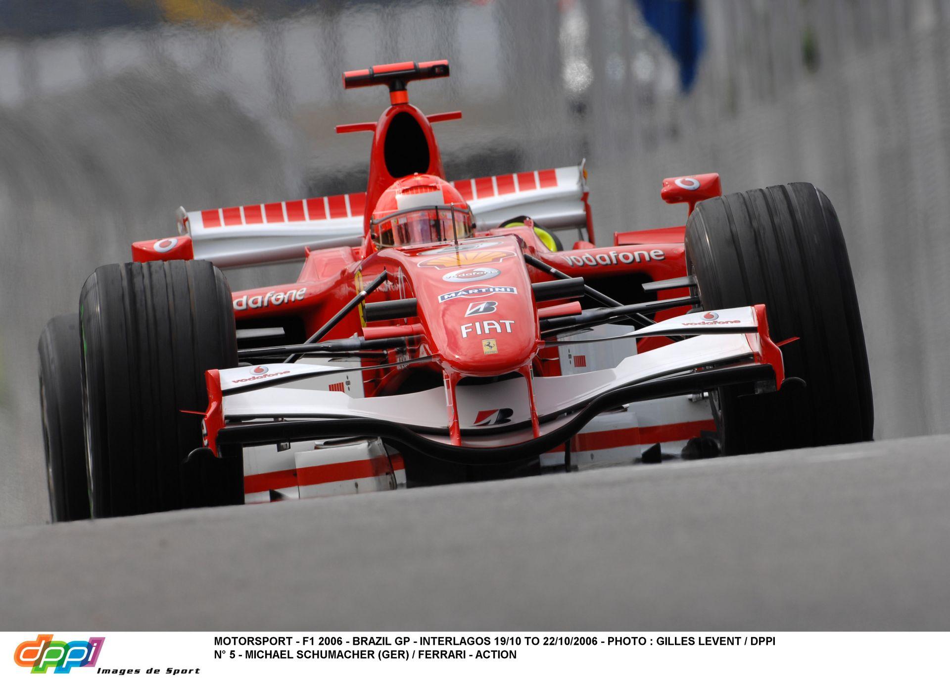 """Palik László a Brazil Nagydíjon: """"Schumacher! Hát ez nem raliautó, szóljanak már neki!"""""""
