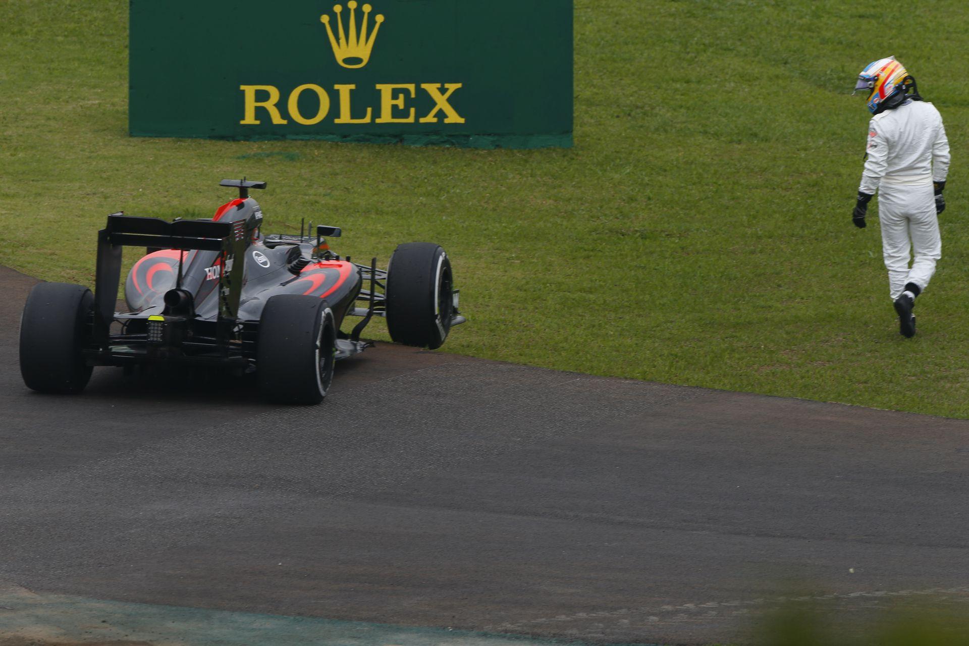 Warm-up: Alonso már nem bírja ezt sokáig, de mi történik Brazíliában?