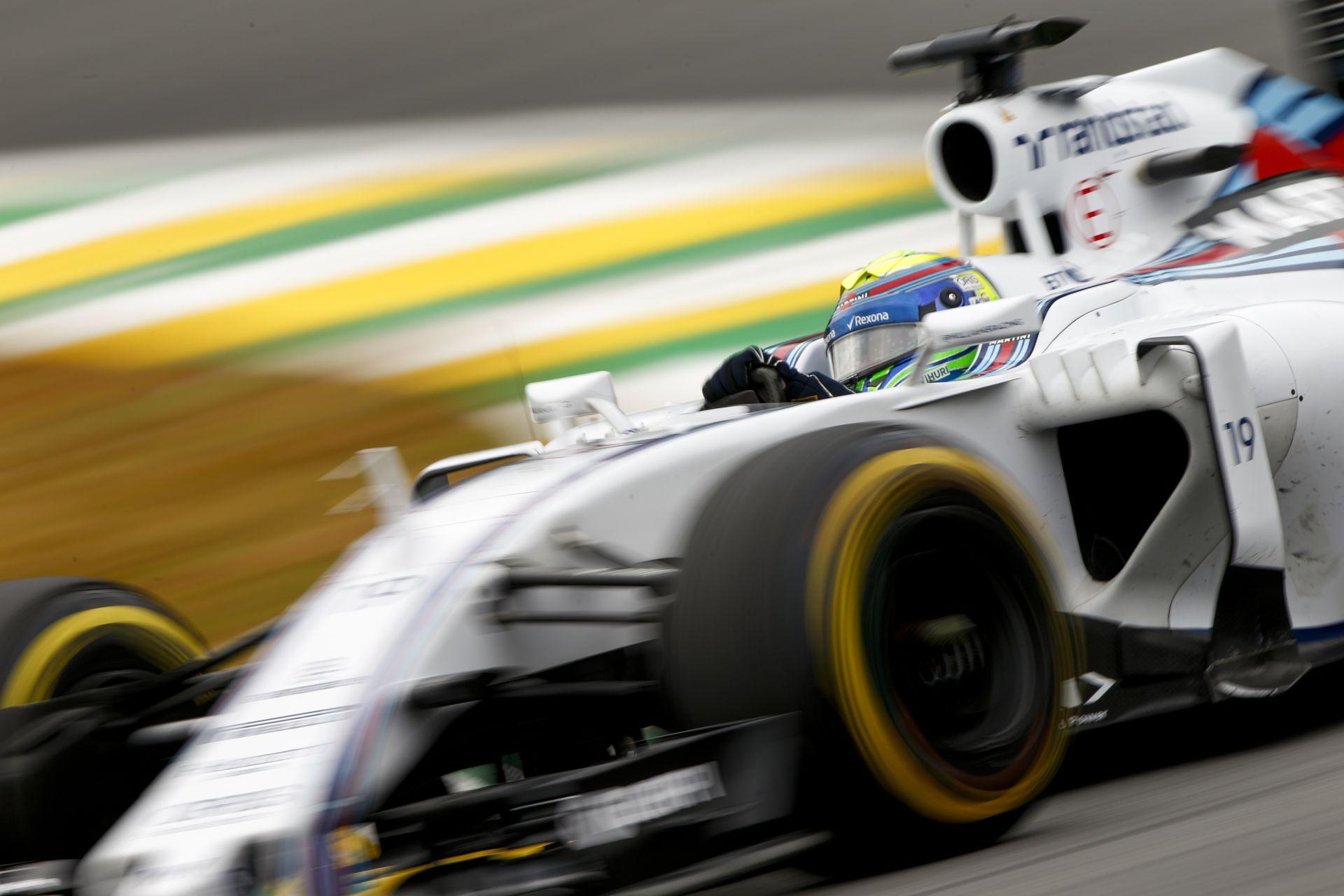 Segítség, Felipe Massa összement!