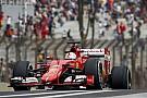 Továbbra is Vettel a Ferrari vezére: a brazil időmérőn is hozta a kötelezőt