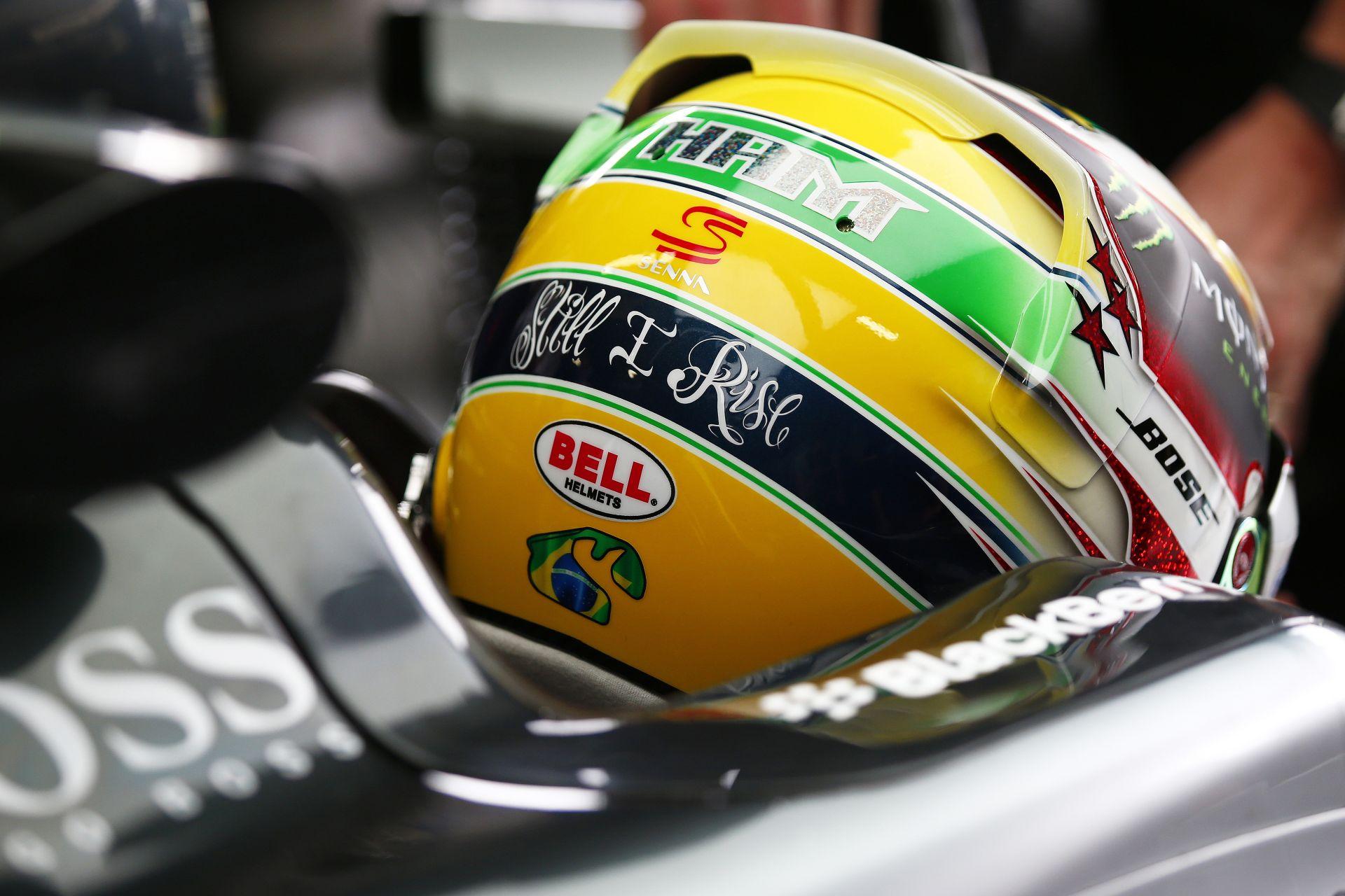"""Lorenzo Hamiltont kérdezgette: a brit bajnok számára az adatmegosztás az """"utálatos"""" pont!"""