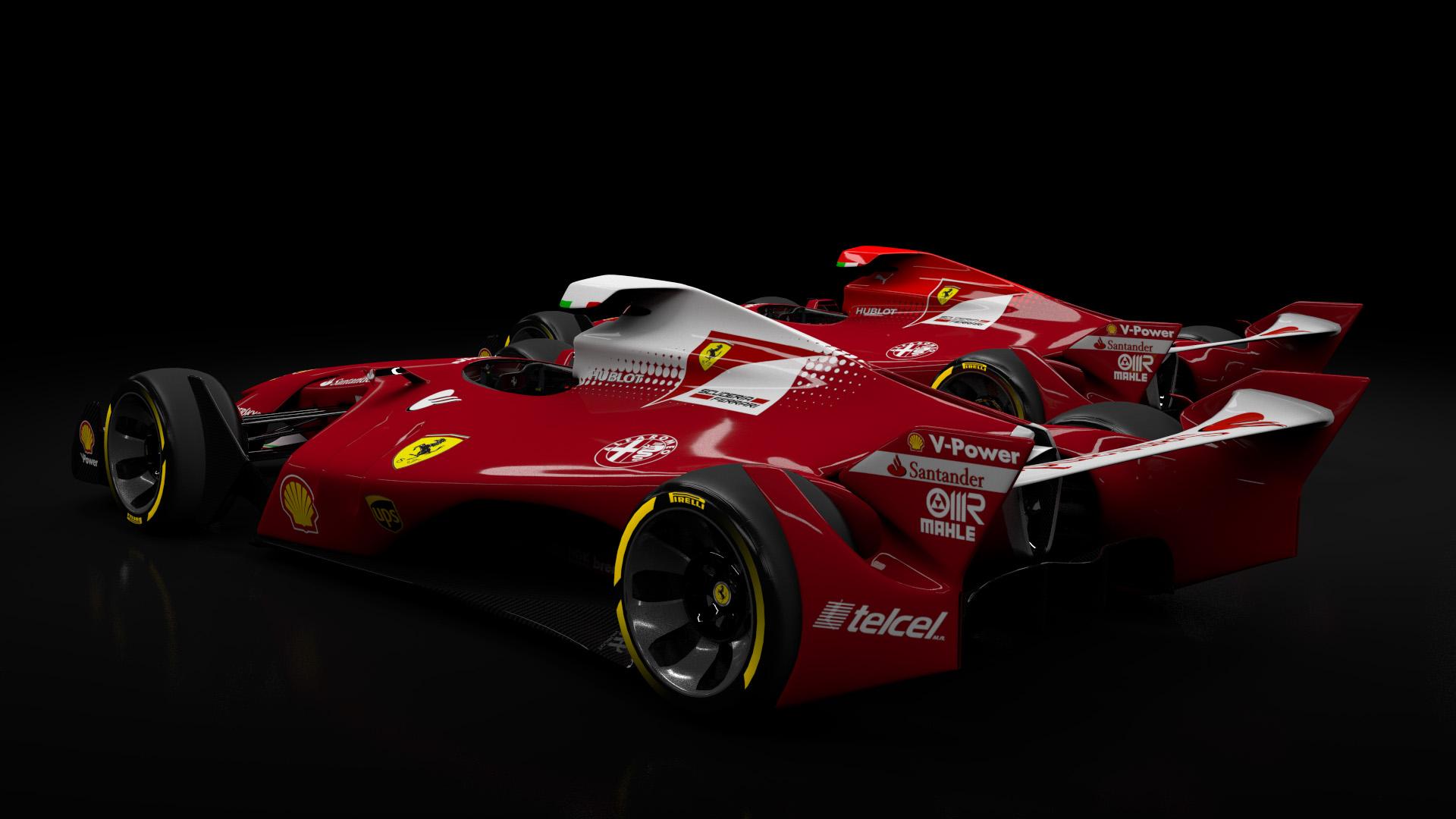 Egy ilyen Ferrari a Forma-1-ben, és soha nem kritizáljuk tovább a sportot: ÁLLAT!