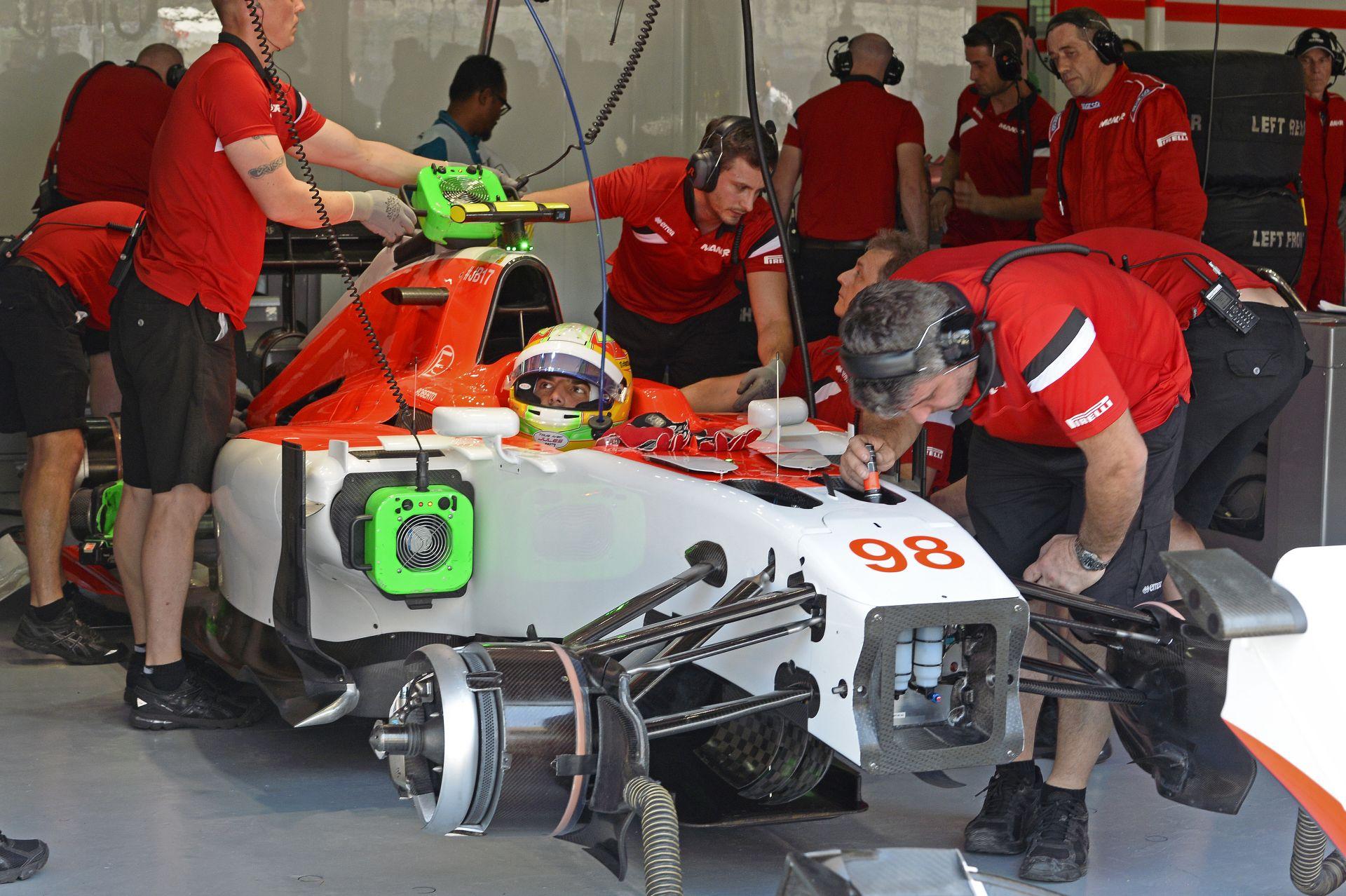 Jövőre még a Manor-Mercedes is alázni fogja McLaren-Hondát? Világégés lenne…