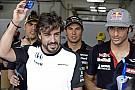 Fernando Alonso sosem adja fel – Ő egy igazi harcos!