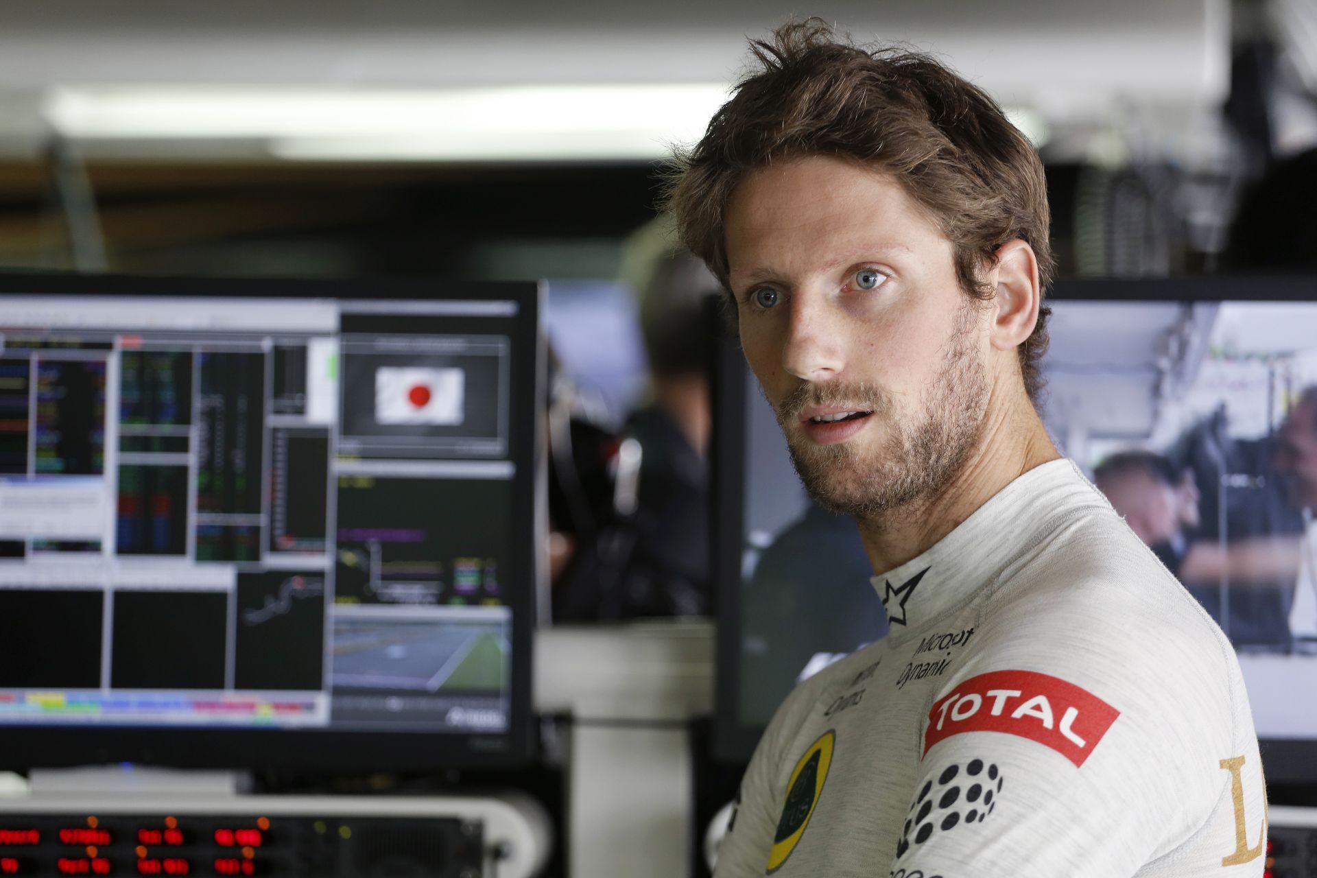 A félbolond Grosjean lenne az ideális választás a Haasnak?