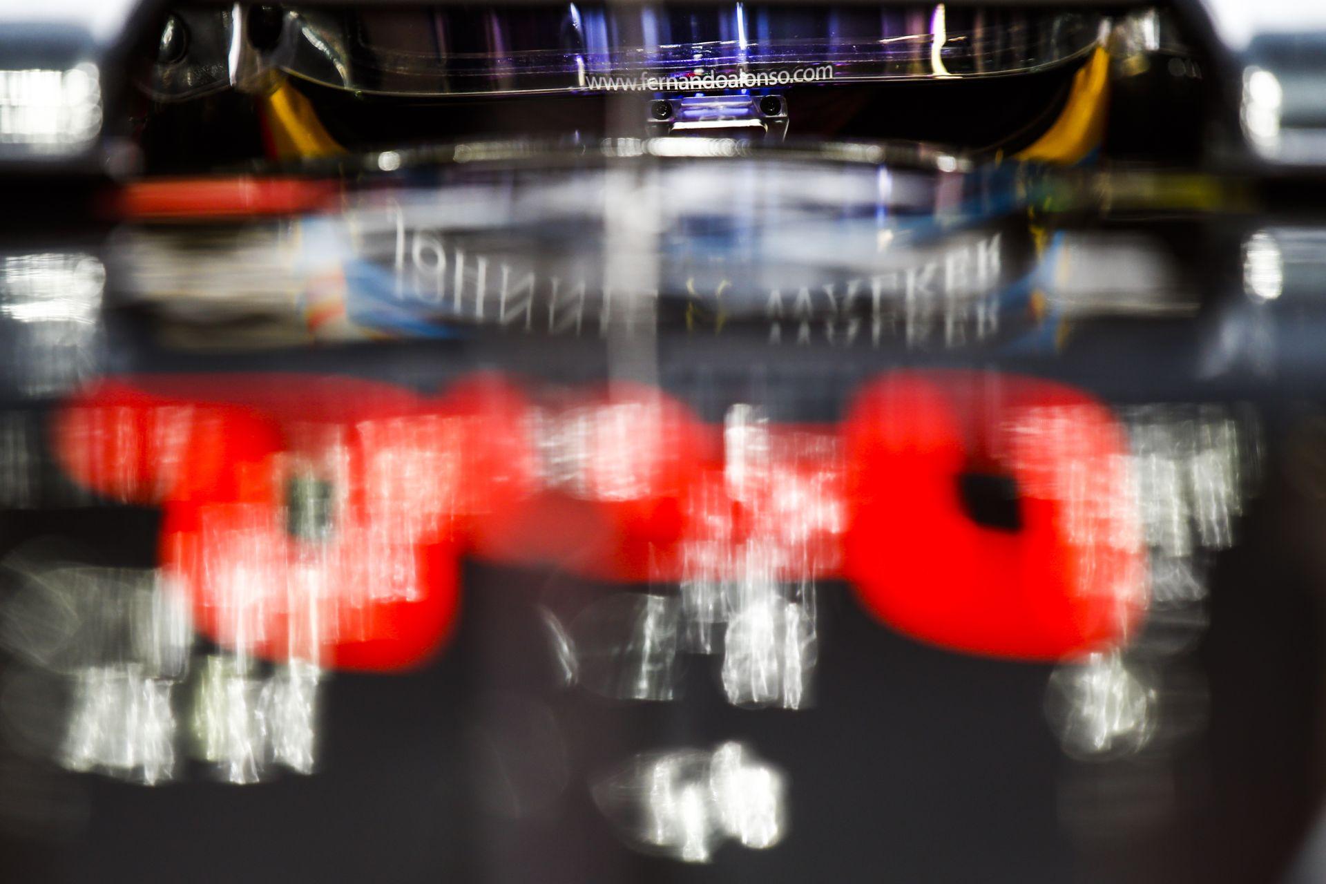 A Ferrarinak hasonló problémája volt tavaly, mint idén a Hondának