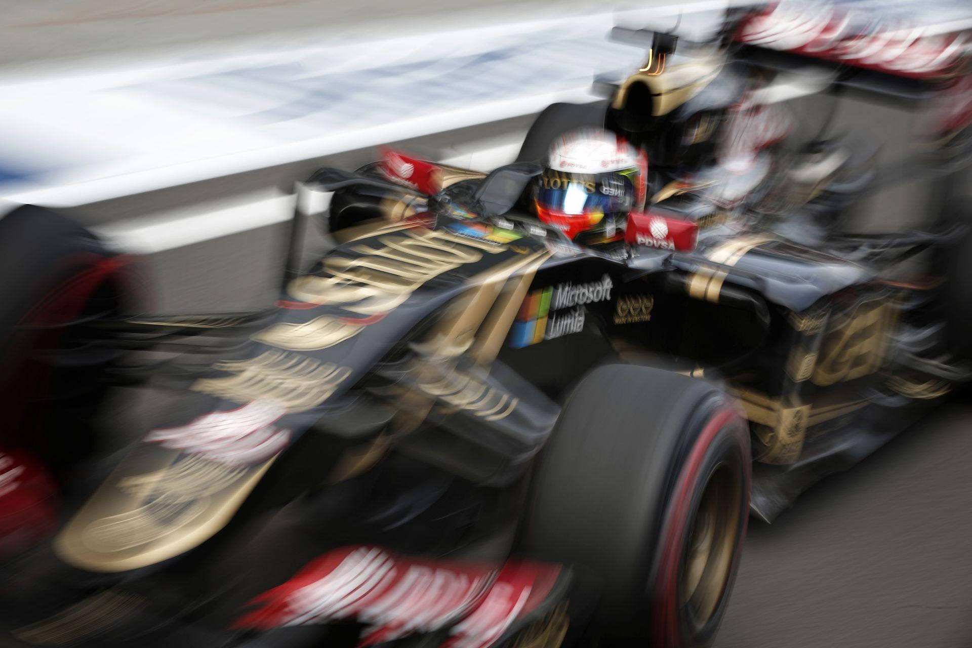Újabb hatalmas baleset az Orosz Nagydíjon: Grosjean brutálisan odaverte