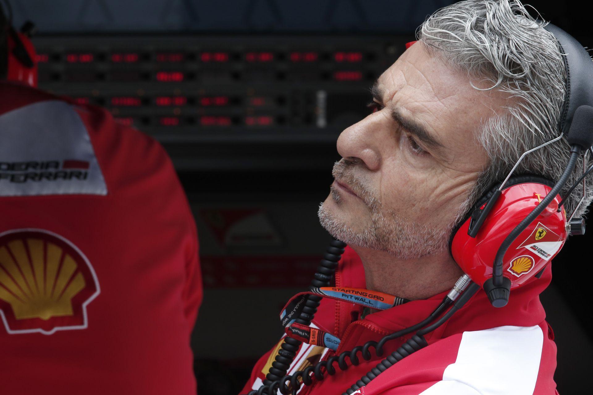 A Ferrari szerint versenybaleset volt, amikor Raikkönen belerohant Bottasba