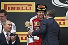 Hamilton és Vettel mintha félt volna Putyintól: