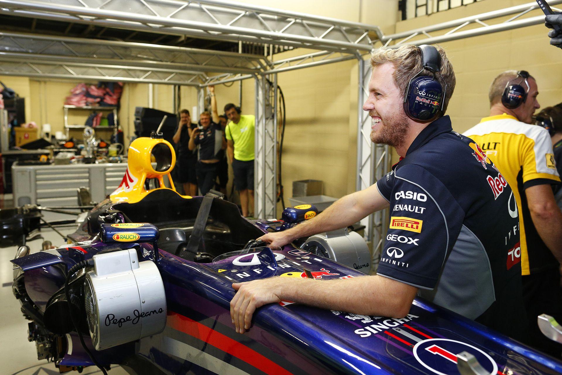 A Red Bull fog a legjobban szólni az F1-ben?! Jövőre ismét V8 a kasztniban?