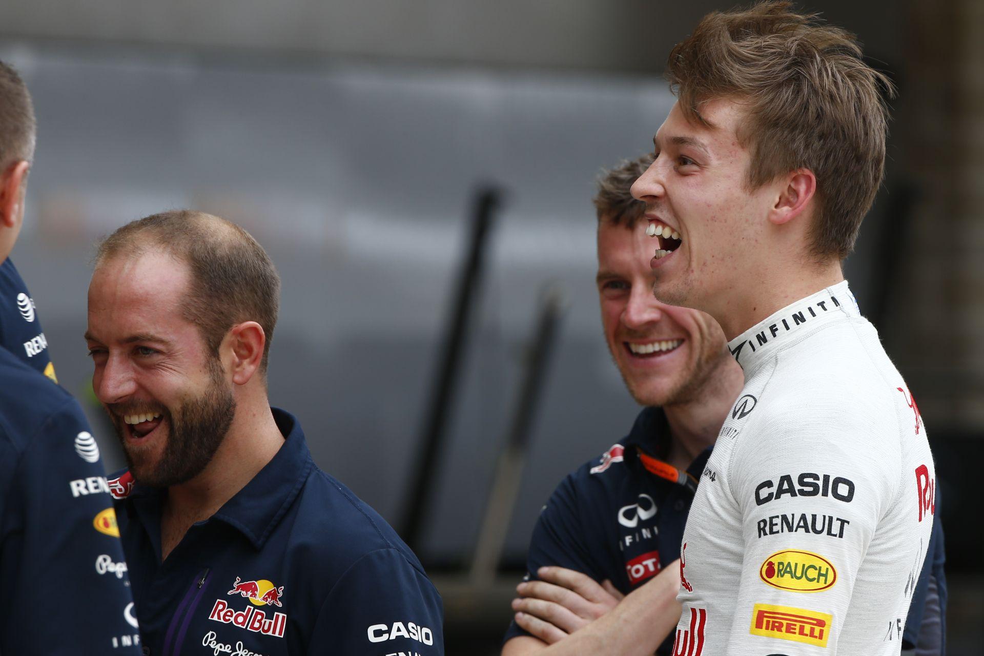 A Red Bull elismerte, tárgyaltak a Volkswagen csoporttal, de bekavart az emisszió-botrány