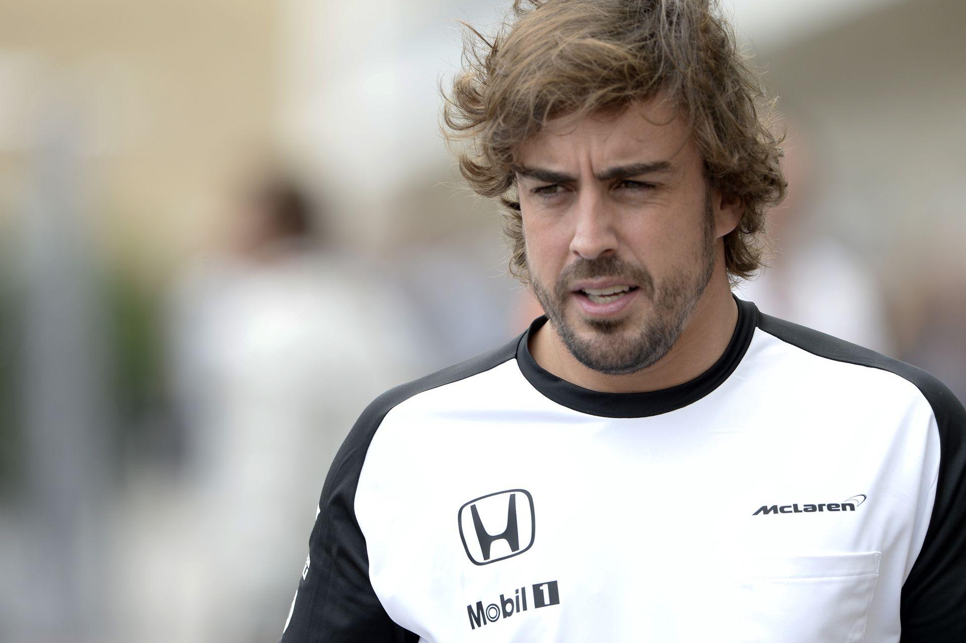 Alonso egy újabb erős versenyt futna Mexikóban