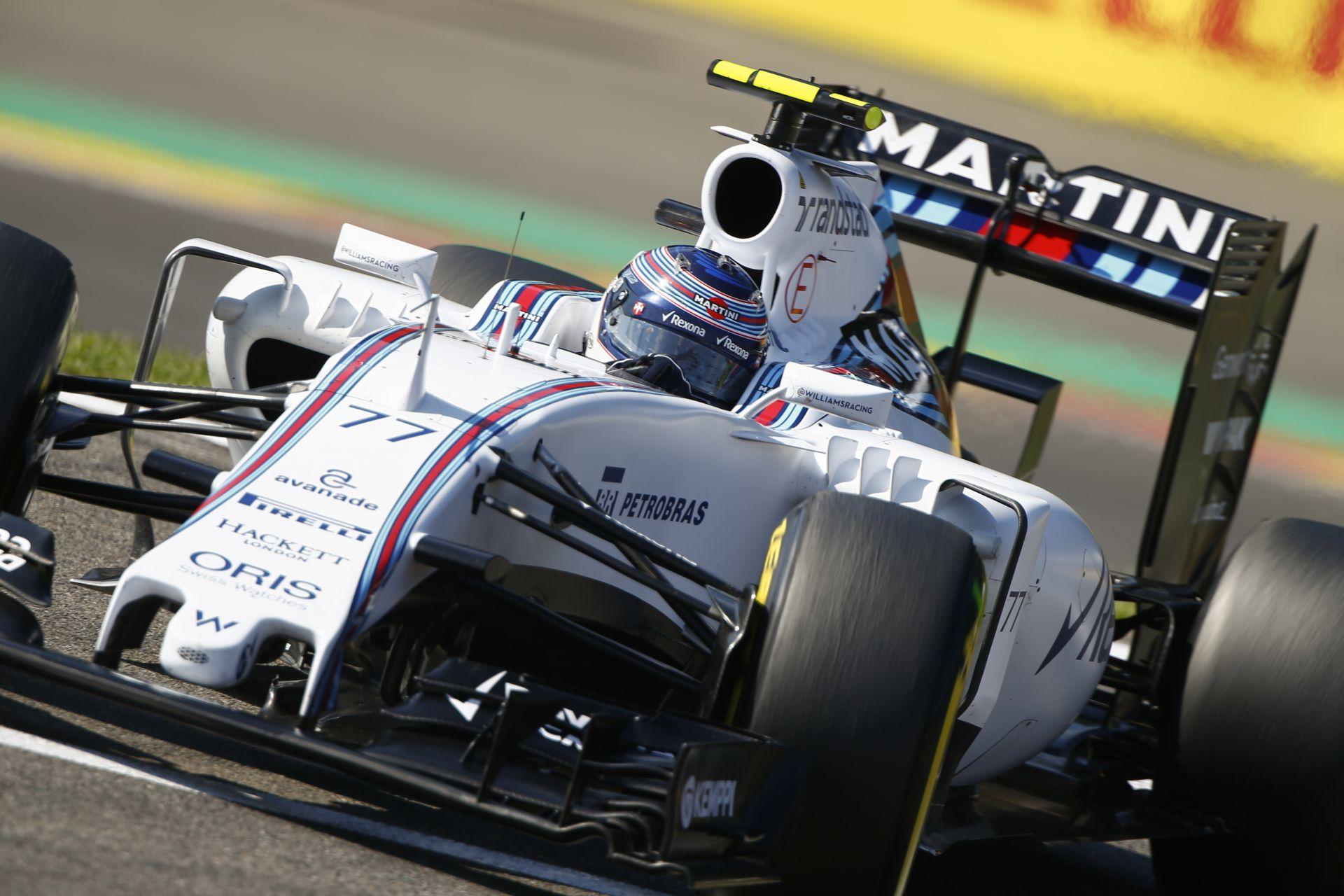 Williams: A Ferrari valóban szemet vetett Bottasra, de meg tudtuk őt tartani!
